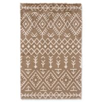 Feizy Noemie 5-Foot x 8-Foot Area Rug in Beige