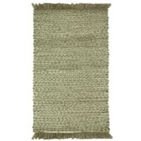 Jessica Simpson Bregan 2-Foot 3-Inch x 3-Foot 9-Inch Accent Rug in Beige