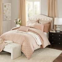 Madison Park Signature Romance Queen Comforter Set in Pink