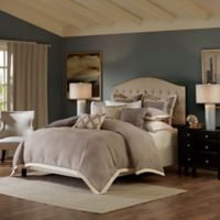 Madison Park Signature Shades of Grey 8-Piece Queen Comforter Set in Grey