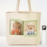 Picture Perfect 2-Photo Tote Bag