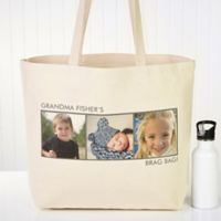 Picture Perfect 3-Photo Tote Bag