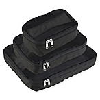 Latitude 40<strong>°</strong>N<strong>™</strong> Packing Cubes 3-Pack in Black