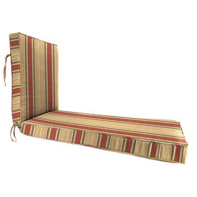 aynovak sunset outdoor multicolor chaise cushion