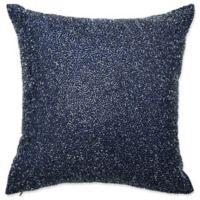 Beautyrest® Normandy Beaded Throw Pillow in Grey