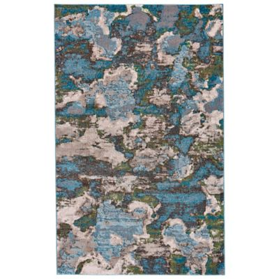 Feizy Var Abstract 2 Foot Inch X 4 Accent Rug In