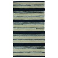 Jessica Simpson Palmer 2-Foot 3-Inch x 3-Foot 9-Inch Accent Rug in Blue