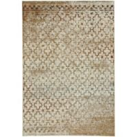 Capel Rugs Jacob Mission 2-Foot 7-Inch x 4-Foot 7-Inch Accent Rug in Persimmon
