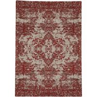 Capel Rugs Celestial-Kirman 9-Foot x 12-Foot Area Rug in Cardinal Red