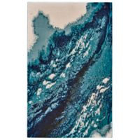 Feizy Potomac 2-Foot 2-Inch x 4-Foot Accent Rug in Blue