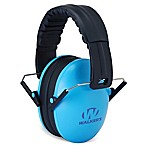 Walker's® Baby & Kid's Folding Earmuffs in Blue