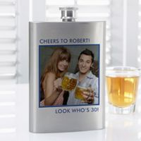 Picture Perfect Photo Flask