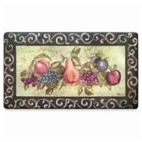 Home Dynamix Cook N Comfort 19.6-Inch x 35.4-Inch Fruit Anti-Fatigue Kitchen Mat