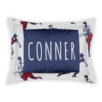 Designs Direct Baseball Player 22-Inch x 30-Inch Oblong Throw Pillow