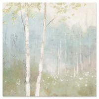 Spring Fling I 18-Inch x 18-Inch Canvas Wall Art
