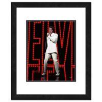 Elvis Presley 22-Inch x 26-Inch Framed Photo