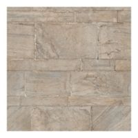 WallPops!® NuWallpaper™ Sandstone Wall Peel & Stick Wallpaper in Brown
