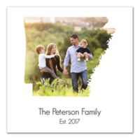 Designs Direct Arkansas Family Canvas Wall Art