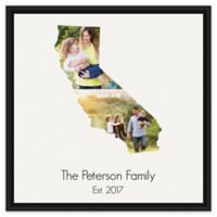 Designs Direct California 20-Inch Square Framed Wall Art