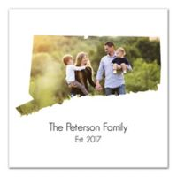 Designs Direct Connecticut Family Canvas Wall Art