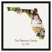 Designs Direct Florida 20-Inch Square Framed Wall Art