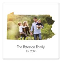 Designs Direct Pennsylvania Family Canvas Wall Art