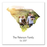Designs Direct South Carolina Family Canvas Wall Art