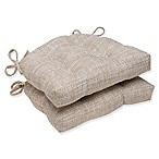 Tweak Chair Pads in Grey (Set of 2)