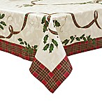 Lenox® Holiday Nouveau Melody 60-Inch x 120-Inch Oblong Tablecloth