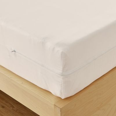 twin mattress pad.  Mattress AllergyCare 16Inch Deep 100 Cotton Twin Mattress Protector In Natural For Pad