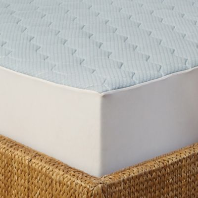 Arctic Sleep Cooling Gel Memory Foam King Mattress Pad