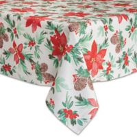 Bardwil Linens Kingsberry 60-Inch x 102-Inch Oblong Tablecloth