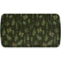 GelPro® Elite Winter Greens 20-Inch x 36-Inch Kitchen Mat in Pine Needle