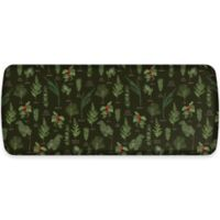 GelPro® Elite Winter Greens 20-Inch x 48-Inch Kitchen Mat in Pine Needle