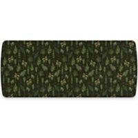 GelPro® Elite Winter Greens 30-Inch x 72-Inch Kitchen Mat in Pine Needle
