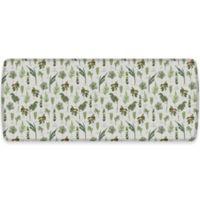 GelPro® Elite Winter Greens 30-Inch x 72-Inch Kitchen Mat in Grey