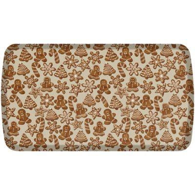 GelPro® Elite Gingerbread 20 Inch X 36 Inch Kitchen Mat In Spice