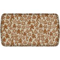 GelPro® Elite Gingerbread 20-Inch x 36-Inch Kitchen Mat in Spice