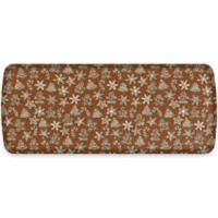 GelPro® Elite Gingerbread 20-Inch x 48-Inch Kitchen Mat in Cinnamon