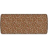 GelPro® Elite Gingerbread 30-Inch x 72-Inch Kitchen Mat in Cinnamon
