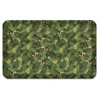 NewLife® by GelPro® Designer Comfort 20-Inch x 32-Inch Holly Sprig Mat in Gold