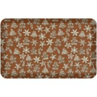 NewLife® by GelPro® Designer Comfort 20-Inch x 32-Inch Gingerbread Mat in Spice