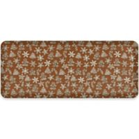 NewLife® by GelPro® Designer Comfort 20-Inch x 48-Inch Gingerbread Mat in Spice