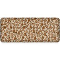 NewLife® by GelPro® Designer Comfort 20-Inch x 48-Inch Gingerbread Mat in Cinnamon