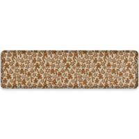 NewLife® by GelPro® Designer Comfort 20-Inch x 72-Inch Gingerbread Mat in Cinnamon