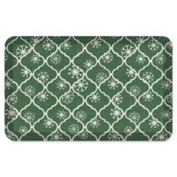 NewLife® by GelPro® Designer Comfort 20-Inch x 32-Inch Holiday Trellis Mat in Balsam