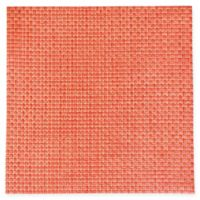 Benson Mills Bistro Square Placemat in Coral Apertif