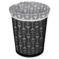 Planet Wise Small Reusable Trash Liner in Grey