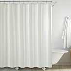 Jana Shower Curtain in White