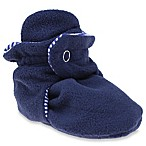 Capelli New York Size 3-6M Fleece Slipper in Navy